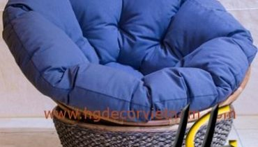 New design water hyacinth relax chair-water hyacinth furniture made in Vietnam