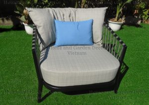 Outdoor lounge chair HG-WS411